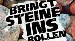 Bringt Steine ins Rollen – Mitmachaktion des GEB Konstanz