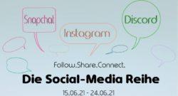 Social-Media Reihe in Kooperation mit dem Juze